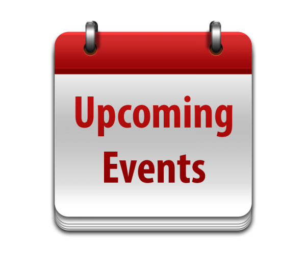Upcoming Events in your area!
